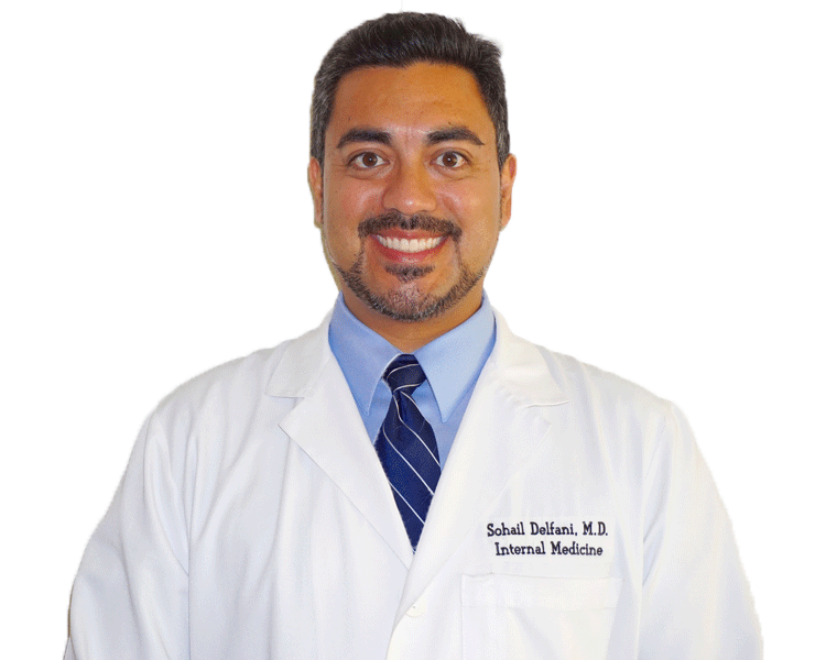 Sohail Delfani, MD
